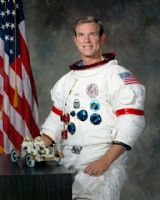 NASA Apollo 9 & 15 Astronaut - David Scott
